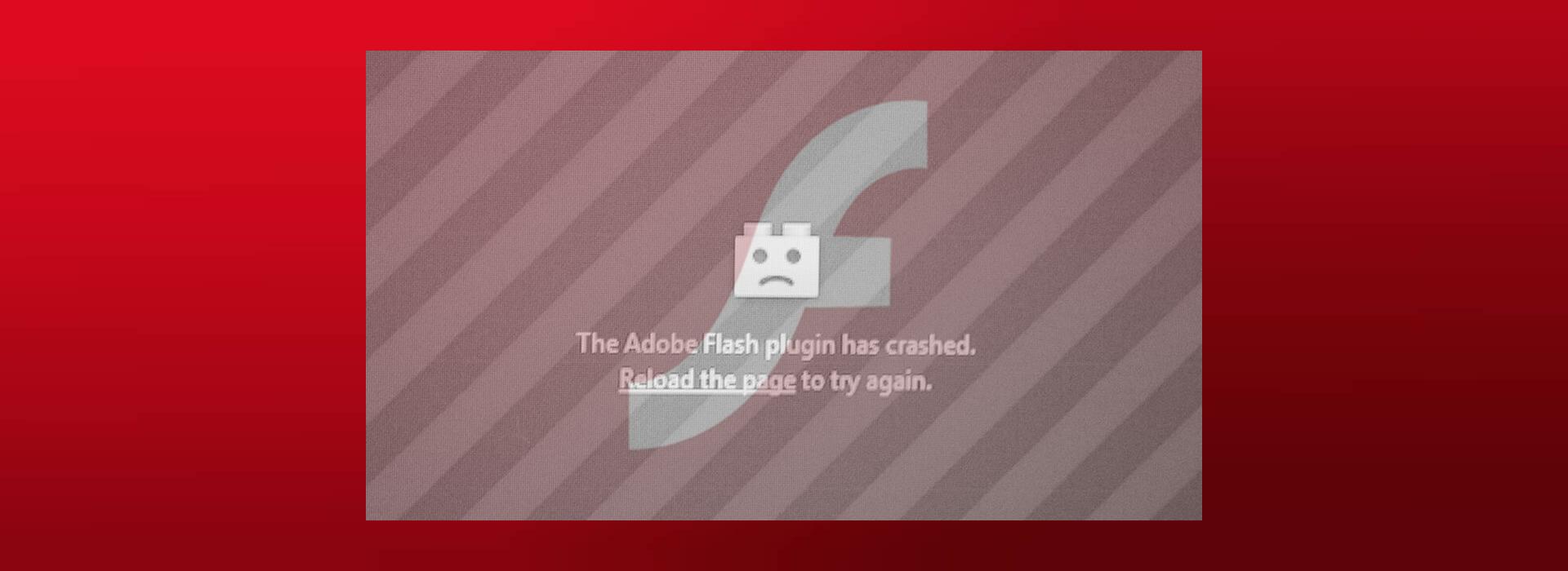 la muerte de flash adobe