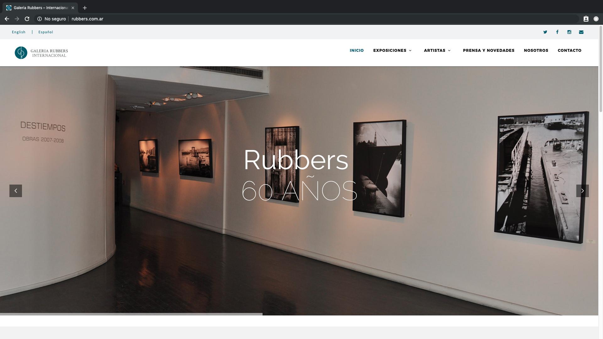 galeria rubbers